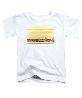 Port Of Vancouver Toddler T-Shirt