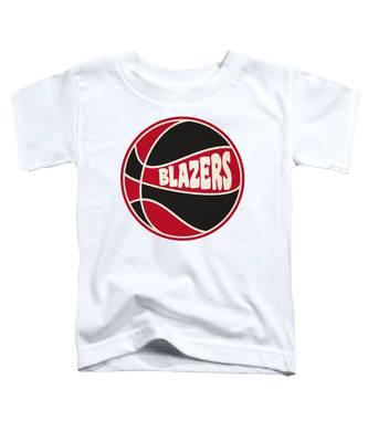 Portland Trail Blazers Toddler T-Shirts