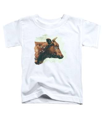 Cow Toddler T-Shirts