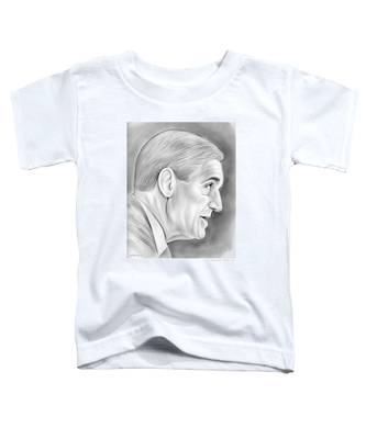 Robert Mueller Toddler T-Shirt
