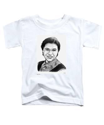 Rosa Parks Toddler T-Shirt