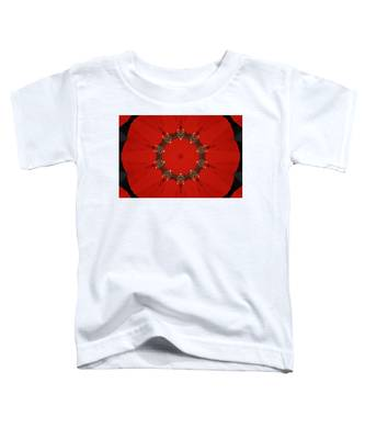 Royal Red Toddler T-Shirt