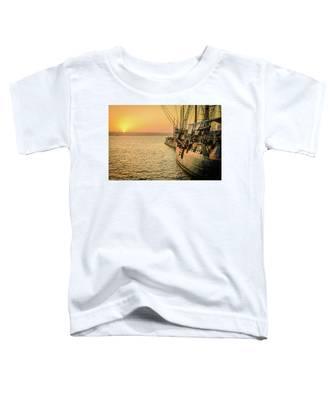 San Diego Sunset Toddler T-Shirt