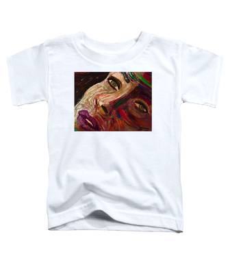 She Waits Toddler T-Shirt
