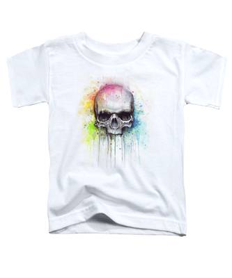Designs Similar to Skull Watercolor Painting
