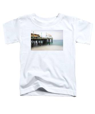 Softly On The Pier Toddler T-Shirt