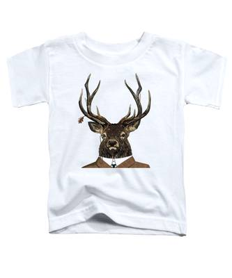 Suited  Toddler T-Shirt