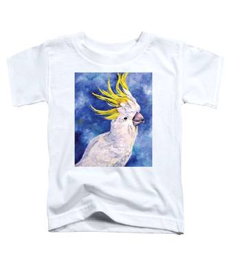 Sulphur-crested Cockatoo Toddler T-Shirt