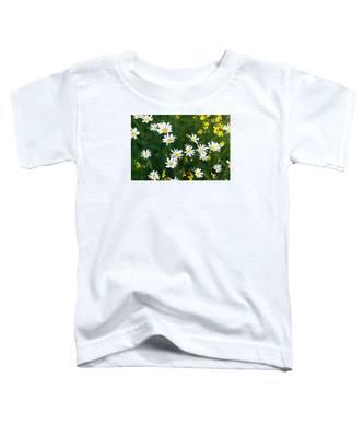 Summer Daisies Toddler T-Shirt