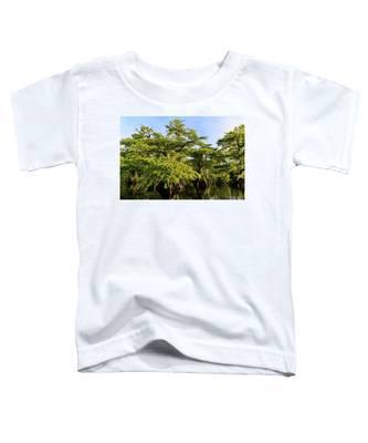 Summer Greens Toddler T-Shirt