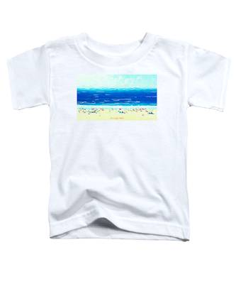 Sunday At Bondi Toddler T-Shirt