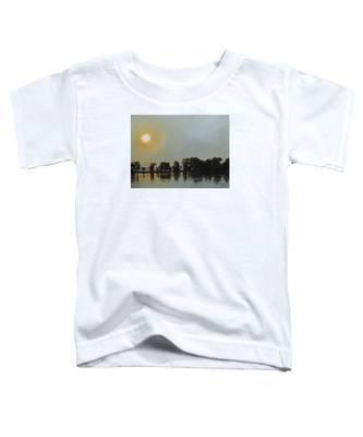 Sunset Ride Toddler T-Shirt