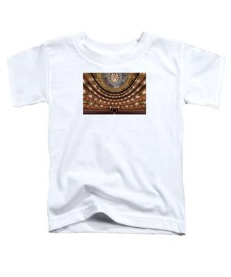 Teatro Colon Performers View Toddler T-Shirt