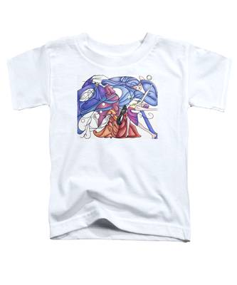 The Wizards Daughter Toddler T-Shirt