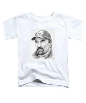 Tom Selleck Toddler T-Shirt