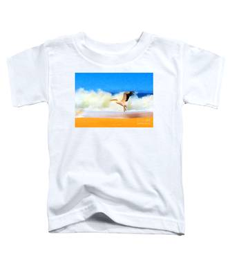 Touch Down Toddler T-Shirt
