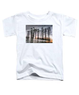 Tree And Reflection Toddler T-Shirt