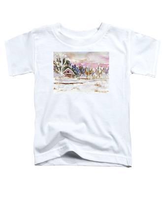 Twilight Serenade I Toddler T-Shirt