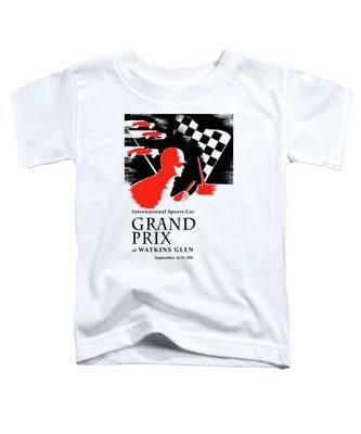 Glen Toddler T-Shirts