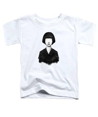 Portrait Toddler T-Shirts