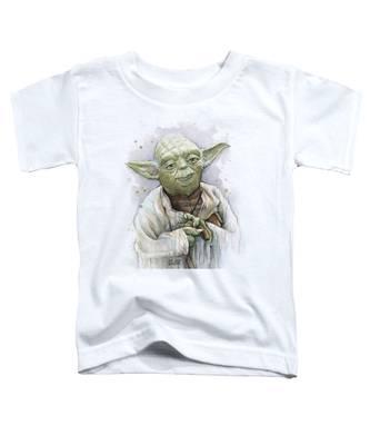 Yoda Toddler T-Shirts