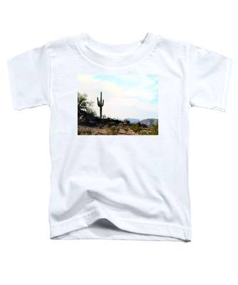 Toddler T-Shirt featuring the photograph Airizona Home Sweet Home by Judy Kennedy