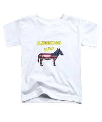 America Toddler T-Shirts