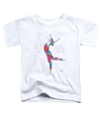 Beloved Deanna Radiating Love And Light Toddler T-Shirt