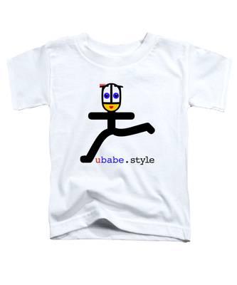 Babe Runner Toddler T-Shirt