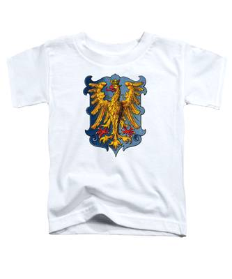Coat Of Arms Of The Duchy Of Friuli Toddler T-Shirt