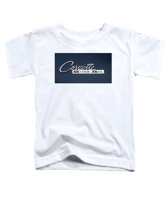 Corvette Stingray Toddler T-Shirt
