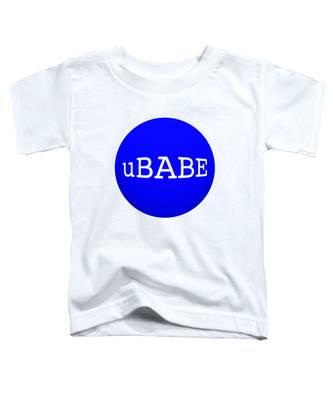 Eight Ball Blue Toddler T-Shirt