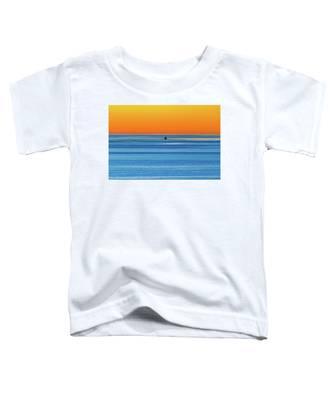 Golden Sunset Series I I I Toddler T-Shirt
