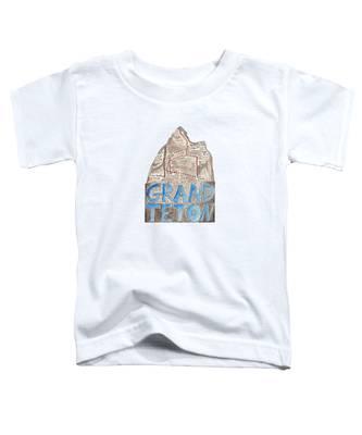 Tetons Toddler T-Shirts