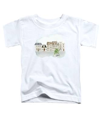 Just Breathe Toddler T-Shirt