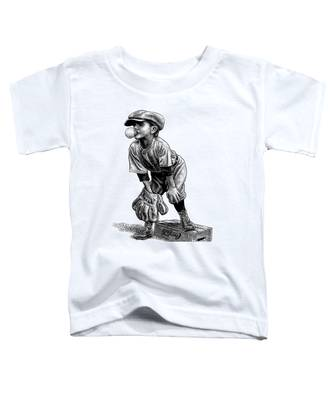 Little Leaguer Toddler T-Shirt