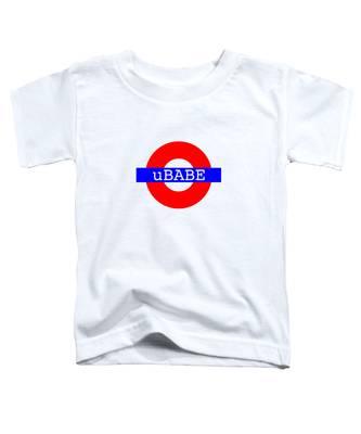 London Style Toddler T-Shirt