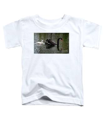 Mother And Baby Toddler T-Shirt