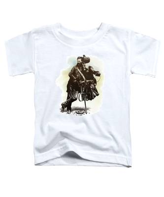 Organ Grinder Toddler T-Shirt