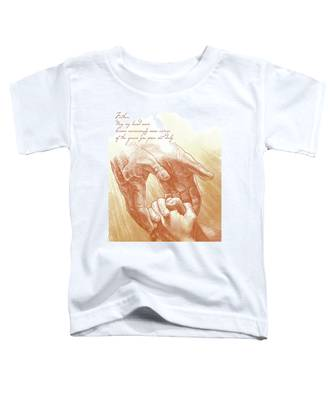 Prayer Toddler T-Shirt