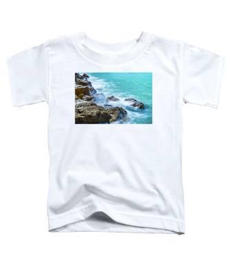 Sea Rocks In Montego Bay Toddler T-Shirt