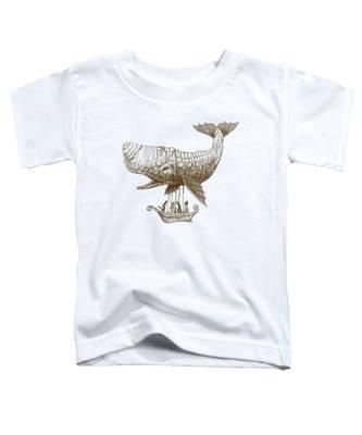 Sky Blue Toddler T-Shirts