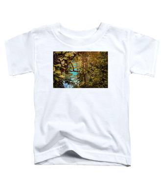 The Blue Lagoon Toddler T-Shirt