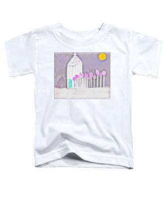 The Chapel Toddler T-Shirt