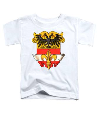 Triest Coat Of Arms 1467-1919 Toddler T-Shirt