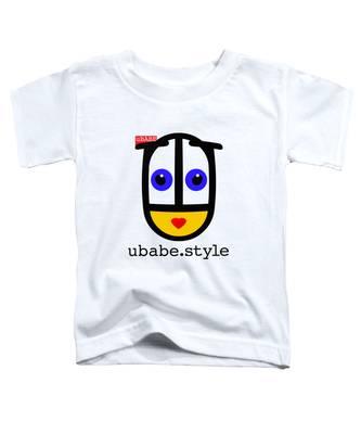 Ubabe De Stijl Toddler T-Shirt