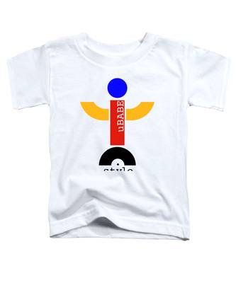 uBABE Dude Toddler T-Shirt