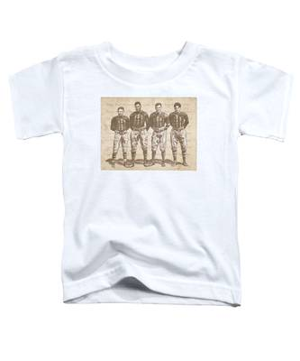 Vintage Football Heroes Toddler T-Shirt
