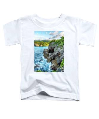 Welcome To Portland Jamaica Toddler T-Shirt