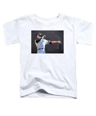 Aaron Judge Toddler T-Shirts